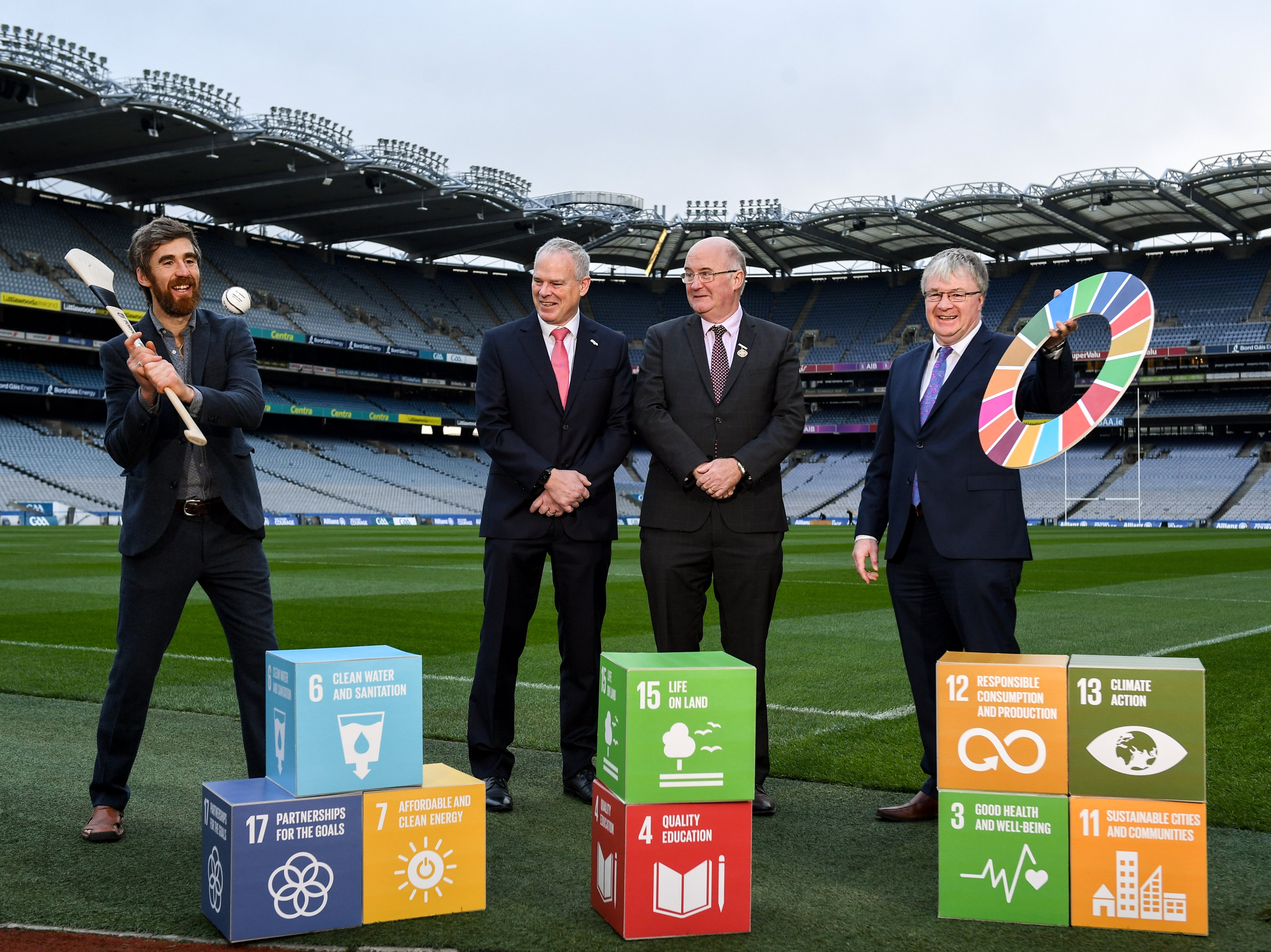 Local Authorities & the GAA to Partner for Sustainable Communities